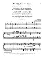 Palms And Passion Suite Expressive piano arrangements for Palm Sunday and Holy Week Sheet Music