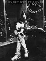 Fingerpicking Neil Young - Greatest Hits Fingerpicking Guitar Series Sheet Music