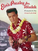 Elvis Presley For Ukulele Sheet Music