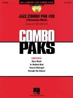 Jazz Combo Pack #30 (Thelonious Monk) Sheet Music