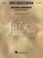 round Midnight (Alto Saxophone Feature) Sheet Music