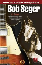 Bob Seger - Guitar Chord Songbook Sheet Music