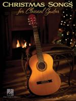 Christmas Songs For Classical Guitar Sheet Music