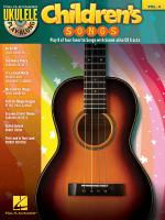 Children's Songs Ukulele Play-Along Volume 4 Sheet Music