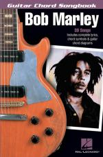 Bob Marley Guitar Chord Songbook Sheet Music