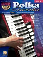 Polka Favorites Accordion Play-Along Volume 1 Sheet Music