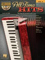 All-Time Hits Accordion Play-Along Volume 2 Sheet Music
