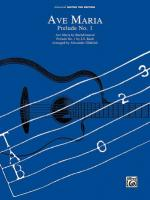 Ave Maria and Prelude No. 1 - Sheet Music Sheet Music