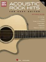 Acoustic Rock Hits For Easy Guitar - 2nd Edition Sheet Music