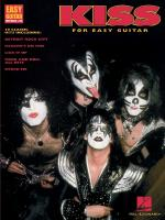 Kiss For Easy Guitar Sheet Music