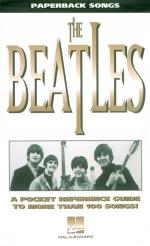 The Beatles Paperback Songs Series Sheet Music