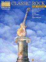 Classic Rock For Guitar Sheet Music