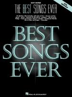 The Best Songs Ever - 5th Edition Easy Guitar Sheet Music