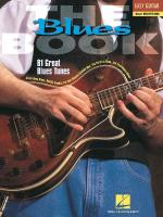 The Blues Book - 2nd Edition Sheet Music
