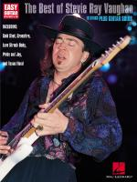 The Best Of Stevie Ray Vaughan Sheet Music