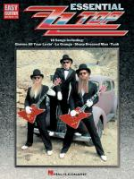 Essential Zz Top Sheet Music