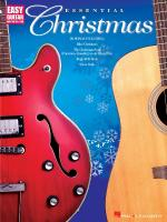 Essential Christmas Easy Guitar With Notes & Tab Sheet Music