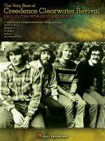 The Very Best Of Creedence Clearwater Revival Sheet Music