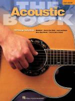 The Acoustic Book Sheet Music