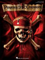 Pirates Of The Caribbean Solo Guitar With Tablature Sheet Music