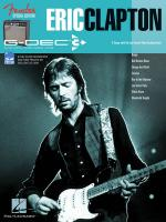 Eric Clapton Fender Special Edition G-Dec Guitar Play-Along Pack Sheet Music