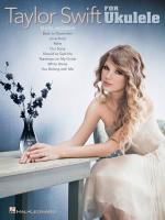 Taylor Swift For Ukulele Sheet Music