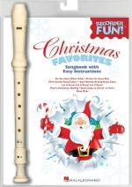 Christmas Favorites Recorder Fun! Pack Sheet Music