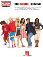 High School Musical Hal Leonard Recorder Songbook Sheet Music