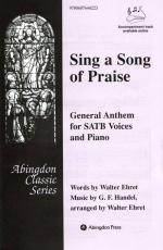 Sing A Song Of Praise Sheet Music