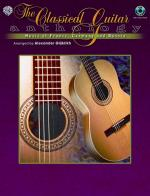 The Classical Guitar Anthology (Music Of France, Germany, And Russia) - Book & CD Sheet Music