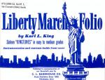 Liberty March Folio 1st Bb Cornet book Sheet Music