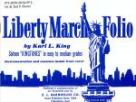Liberty March Folio 1st & 2nd F Horns book Sheet Music