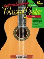 Introducing Classical Guitar Book 1 Sheet Music
