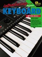 Introducing Electronic Keyboard Book 1 Sheet Music