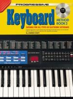 Progressive Electronic Keyboard Method Book 2 Sheet Music