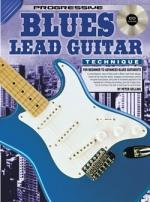 Progressive Blues Lead Guitar Technique Sheet Music
