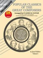 Progressive Popular Classics Of The Great Composers Volume 6 Sheet Music