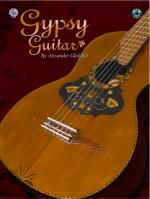 Gypsy Guitar - Book & CD Sheet Music