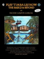 Play Timbales Now: The Basics & Beyond - Book & 2 CDs Sheet Music