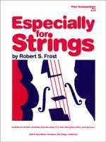 Especially For Strings - Piano Sheet Music