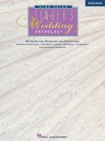Singer's Wedding Anthology - Revised Edition High Voice - 59 Songs Sheet Music