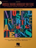 Musical Theatre Anthology For Teens Duets Edition Sheet Music