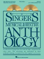 The Singer's Musical Theatre Anthology - Volume 2, Revised Tenor Accompaniment CDs Sheet Music