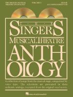 The Singer's Musical Theatre Anthology - Volume 3 Tenor Accompaniment CDs Sheet Music