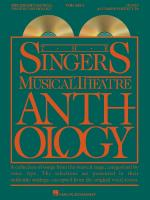 The Singer's Musical Theatre Anthology - Volume 1 Duets Accompaniment CDs Sheet Music