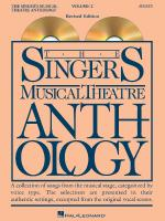 The Singer's Musical Theatre Anthology - Volume 2 Duets Accompaniment CDs Sheet Music