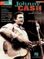 Johnny Cash Pro Vocal Men's Edition Volume 57 Sheet Music