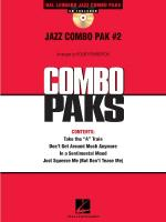 Jazz Combo Pack #2 Sheet Music