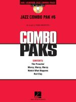 Jazz Combo Pack 6 Sheet Music