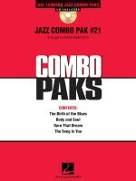 Jazz Combo Pack #21 Sheet Music